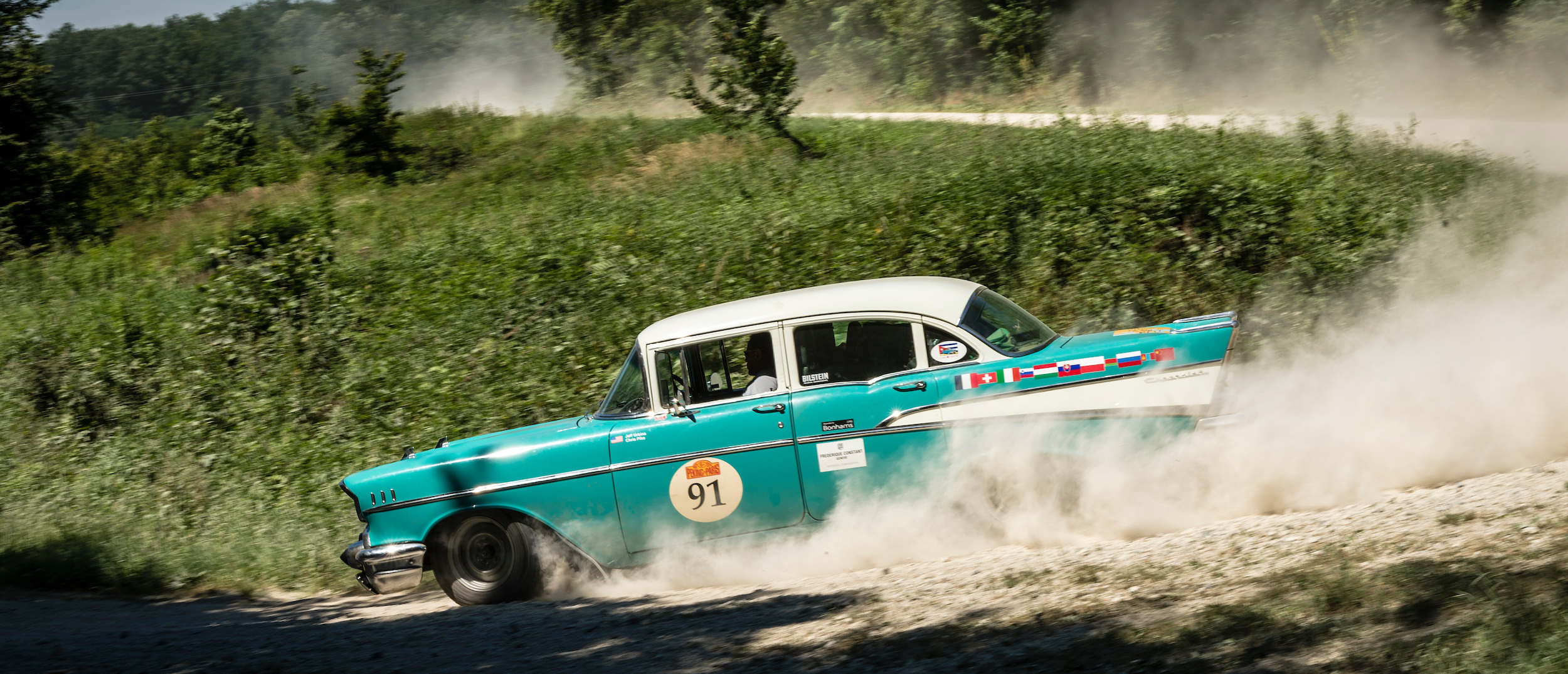 The Bel Air, Leaving Competitors in the Dust!