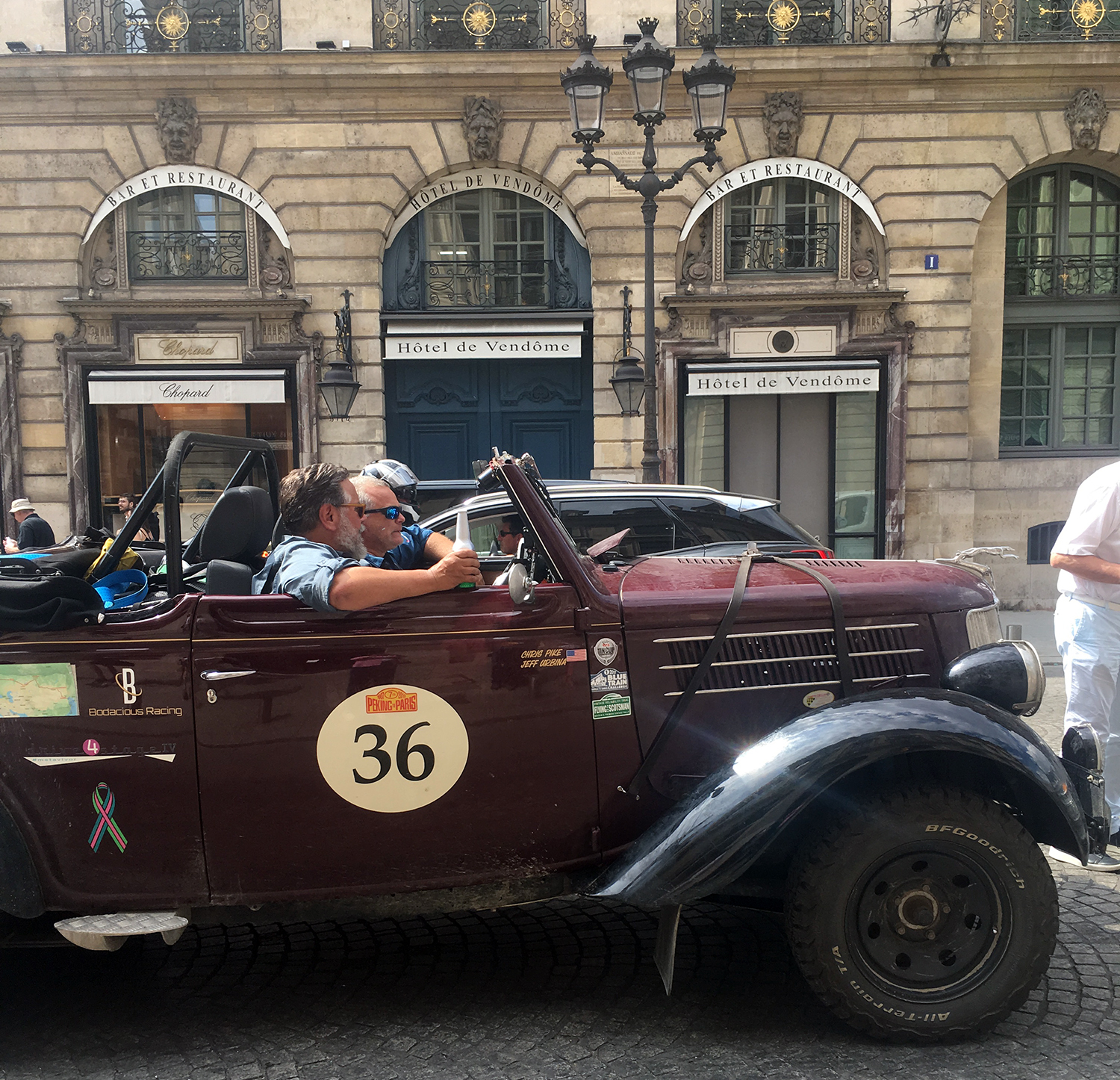 Ford In Paris